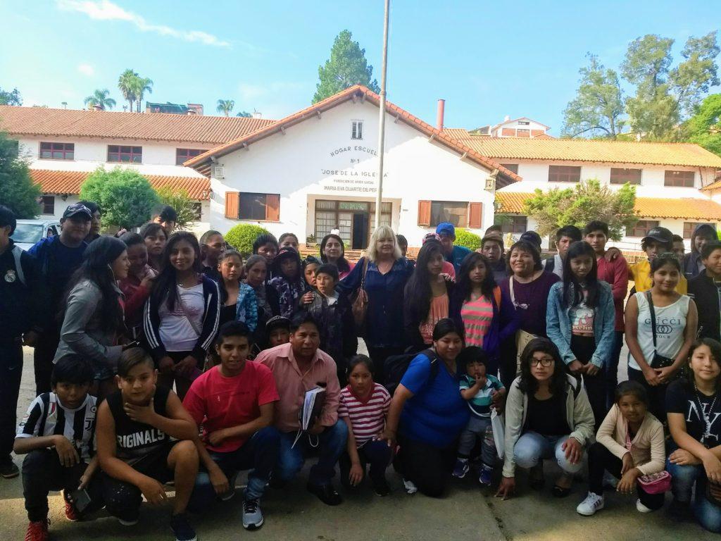 Estudiantes de la Puna viajaron a Chapadmalal