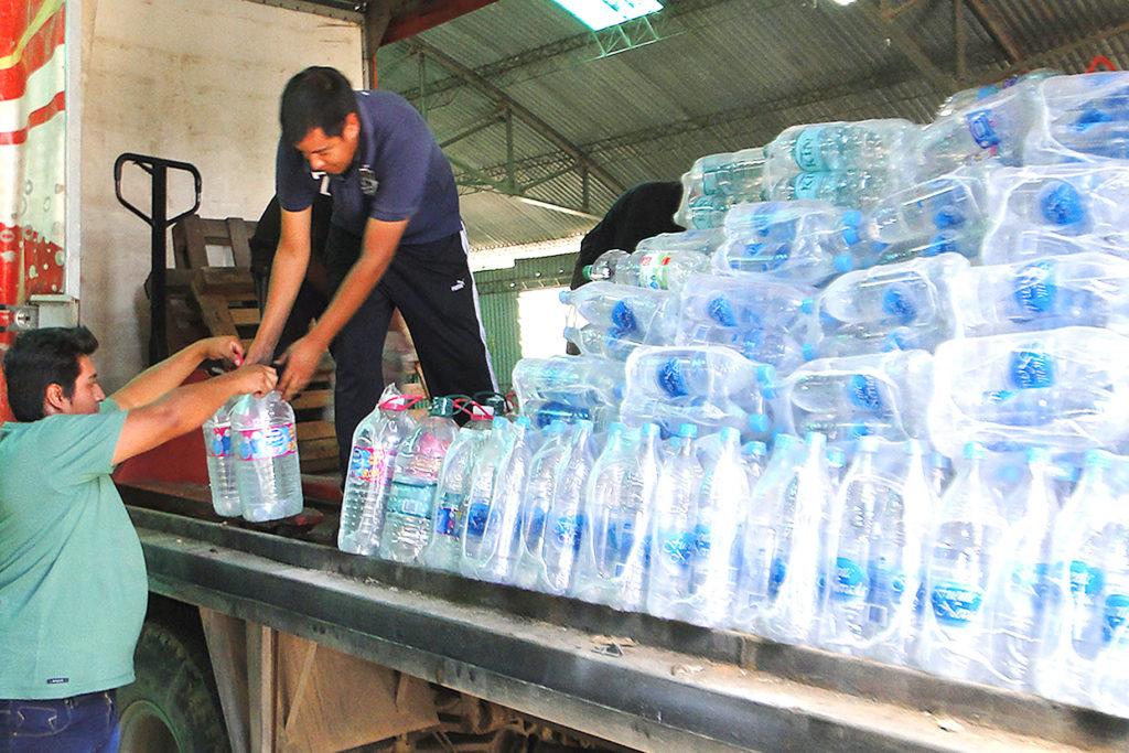 Continúan enviando donaciones para familias de Salta afectadas por la inundación